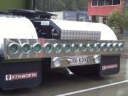 Rear Tail Lights Bar